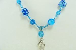 blue funky lanyard 3