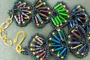 sea shells bracelet 1