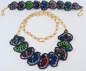 sea shells  necklace1