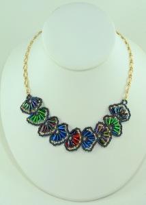 sea shells necklace3