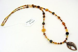 Autumn colors lanyard 4