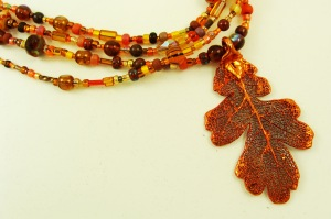 autumn orange multistrand 5