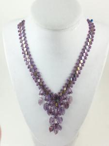 purple zig zag amethist 3