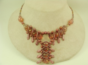 Chech weave necklace 1