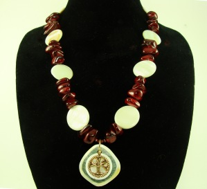 red garnet and shell (4)